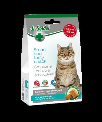 DR SEIDEL SMAKOŁYKI dla kotów seniorów 50g