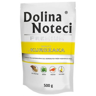 DOLINA NOTECI KURCZAK 500g