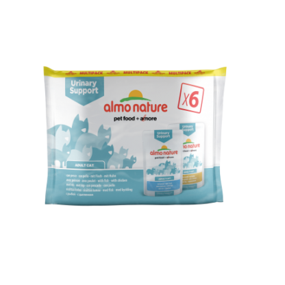 ALMO NATURE FUNCTIONAL Multipack Urinary Support (3*rybą
