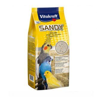 VITAKRAFT NATURA SAND 3kg piasek d/ptaków