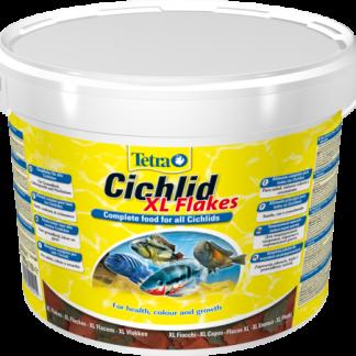 TETRA Tetra Cichlid XL Flakes 10l - wiaderko [T201415]