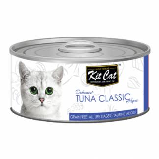 KIT CAT TUNA CLASSIC (tuńczyk) [KC-2197] 80g