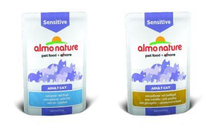 ALMO NATURE FUNCTIONAL Sensitive z drobiem  70 g