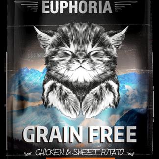 BIOFEED Euphoria JUNIOR CAT Grain Free Chicken&Potato 300g