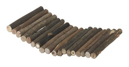 KERBL Mostek drewniany 21 cm x13 cm [84073]