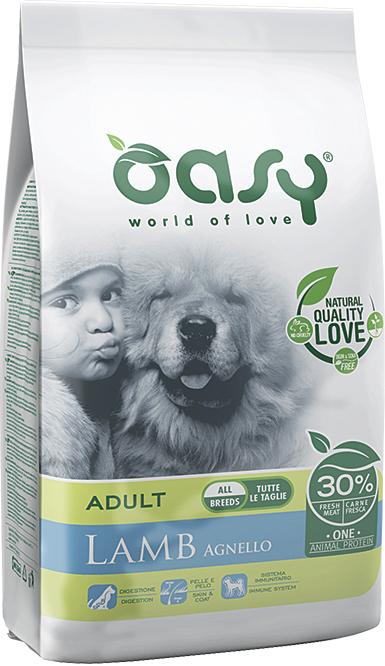 OASY ONE ANIMAL PROTEIN Adult - Jagnięcina 2
