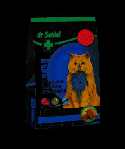 DR SEIDEL SMAKOŁYKI niskokaloryczne dla kotów 50 g