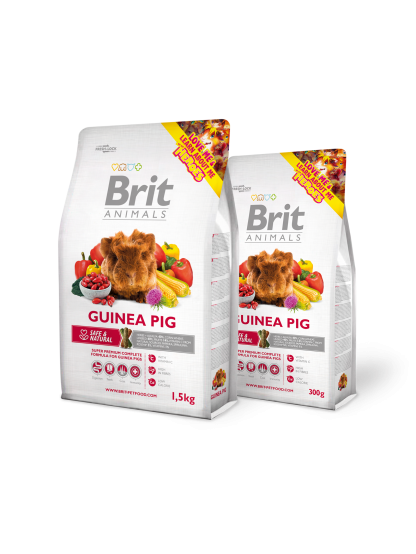 BRIT ANIMALS GUINEA PIG COMPLETE 1