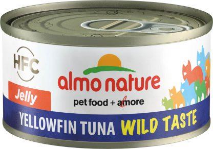 ALMO NATURE HFC Wild Taste - Natural - tuńczyk żółtopłetwy 70 g