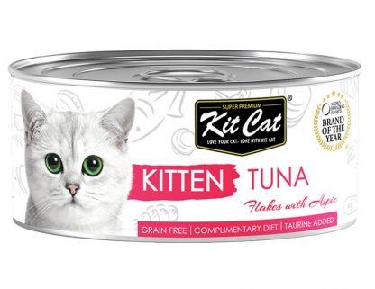 KIT CAT KITTEN - TUNA (tuńczyk) 80g