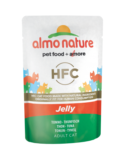 ALMO NATURE HFC Jelly - tuńczyk 55 g