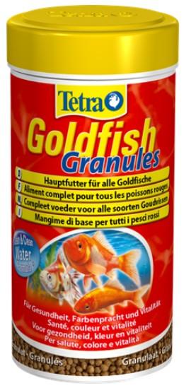 TETRA Goldfish Granules 250 ml [T739901] +20% gratis