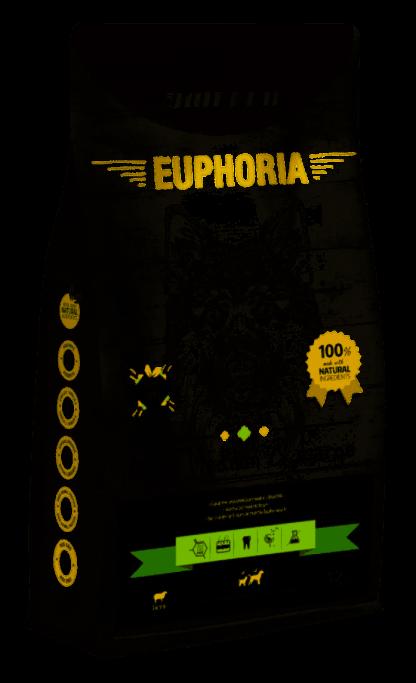 BIOFEED Euphoria Adult Medium&Large Breed - LAMB 12kg