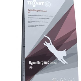 TROVET IRD Hypoallergenic Insect 3kg kot