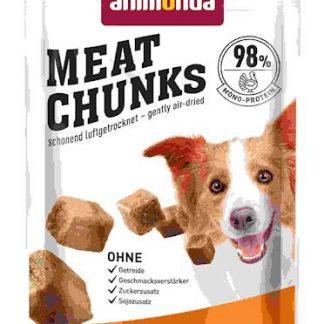 ANIMONDA Czyste kawałki mięsa Meat Chunks z Indykiem 60g