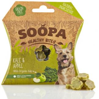 SOOPA Healthy BITES Kale&Apple 50g