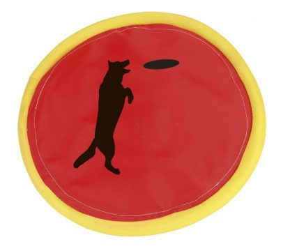 KERBL Zabawka frisbee nylonowe 24 cm [83474]
