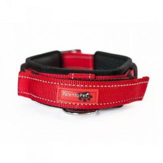 PATENTO PET Obroża Sport Czerwona XL