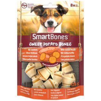 SMARTBONES Sweet Potato Bones Mini 8szt. [T027408]
