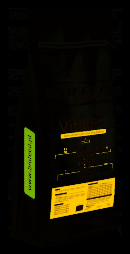 BIOFEED VitalFit - Junior (drób) 15kg