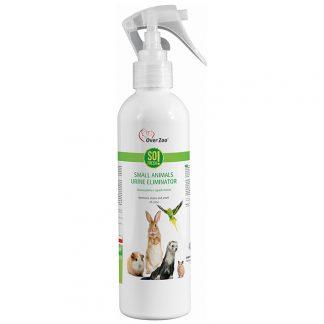 OVERZOO SMALL ANIMALS URINE  ELIMINATOR 250 ml
