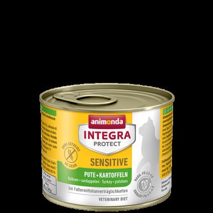 ANIMONDA INTEGRA Protect Sensitive puszki indyk i ziemniaki 200 g