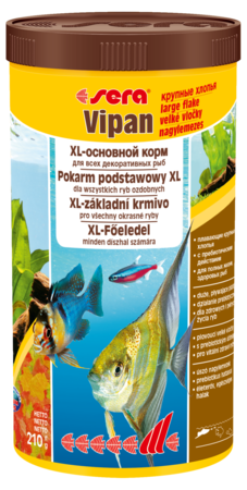 SERA Vipan Large Flakes 1000 ml
