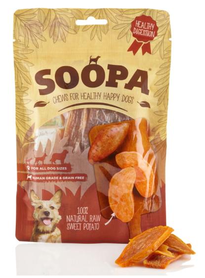 SOOPA Healthy CHEWS Sweet Potato 100g