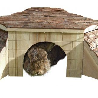 KERBL Domek dla gryzoni