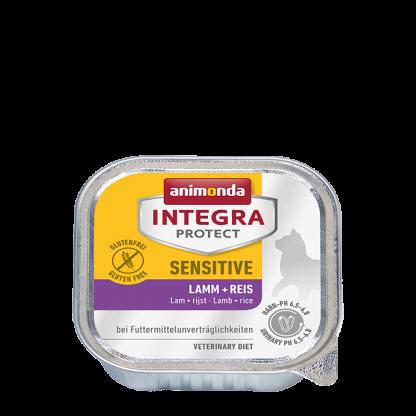ANIMONDA INTEGRA Protect Sensitive szalki jagnięcina z ryżem 100 g