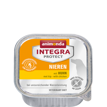 ANIMONDA INTEGRA Protect Nieren szalki z kurczakiem 150 g