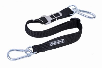 KARDIFF Smycz dla psa do samochodu L do 50 kg