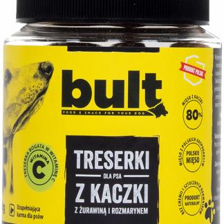BULT Treserki z kaczki z żurawiną i rozmarynem 120g