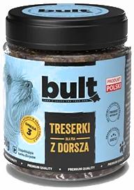 BULT Treserki z dorsza 120g