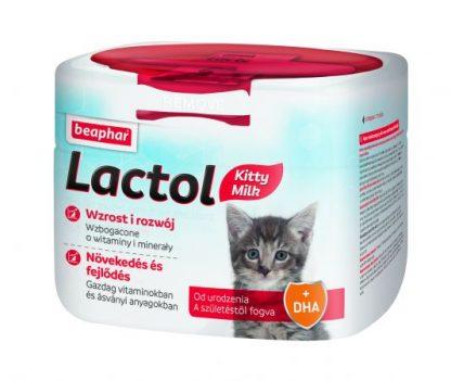 BEAPHAR LACTOL - KITTY MILK 250G - pokarm mlekozastępczy dla kociąt