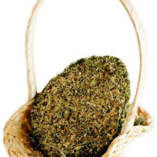 HAM-STAKE Jajko pietruszkowe w koszyczku bambusowym [HS.2021P]