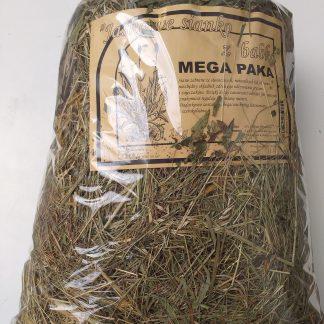 WIO-MAR Jaśkowe sianko z babką Mega Paka 1kg