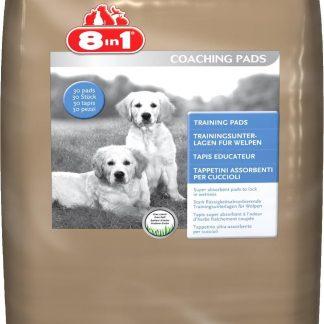 8in1 Mata absorbująca Training Pads 57x56cm - Large Bag [T102281] 30 szt.