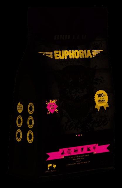 BIOFEED Euphoria KITTEN Gluten Free 300g