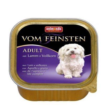ANIMONDA Vom Feinsten Adult szalki z jagnięciną i ziarnem zbóż 150 g
