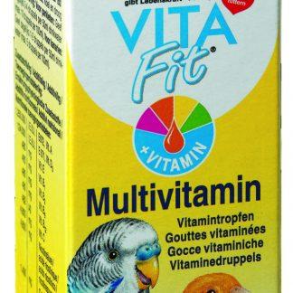 VITAKRAFT MULTIVITAMIN 10ml krople wit. d/ptaków