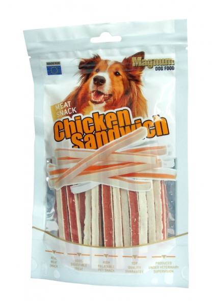 MAGNUM Chicken Sandwich 80g [16567]