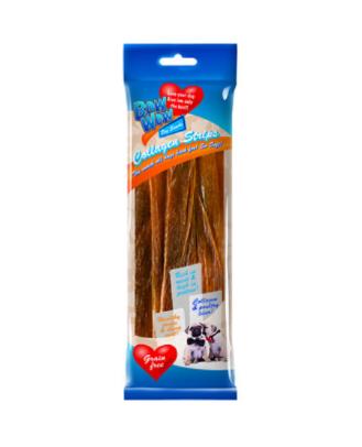 BOW WOW Spaghetti z kolagenem i wątróbką drobiową 60g