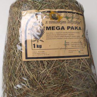 WIO-MAR Jaśkowe sianko z mniszkiem Mega Paka 1kg
