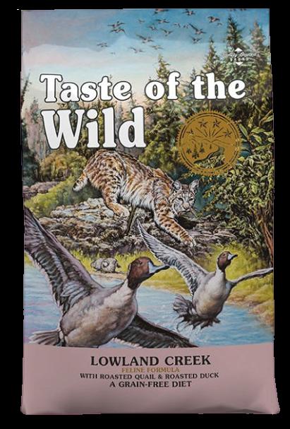 TASTE of the WILD Lowland Creek 6