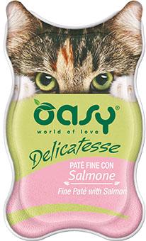 OASY DELICATESSE Paté - Łosoś 85 g