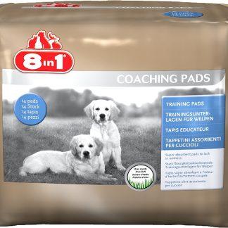 8in1 Mata absorbująca Training Pads 57x56cm - Small Bag [T102250] 14 szt.
