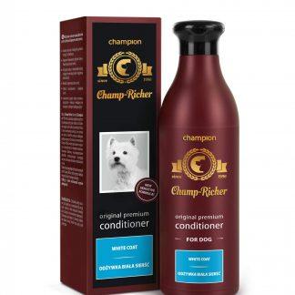 CHAMP-RICHER (CHAMPION) odżywka biała sierść 250 ml