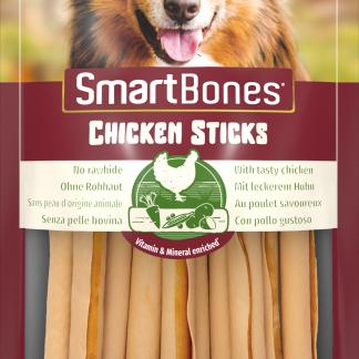 SMARTBONES Chicken Sticks 5szt. [T027149]