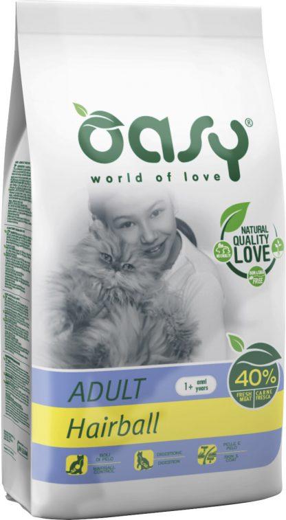 OASY DRY CAT Hairball 1